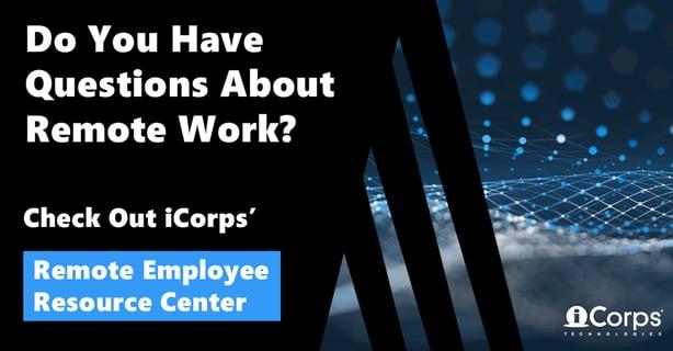 [RESOURCE CENTER] Remote Employee Resource Center
